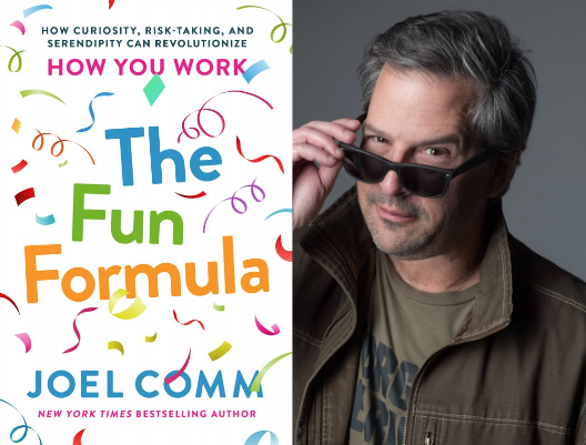 "Weekend Reading: ""The Fun Formula"" by Joel Comm"