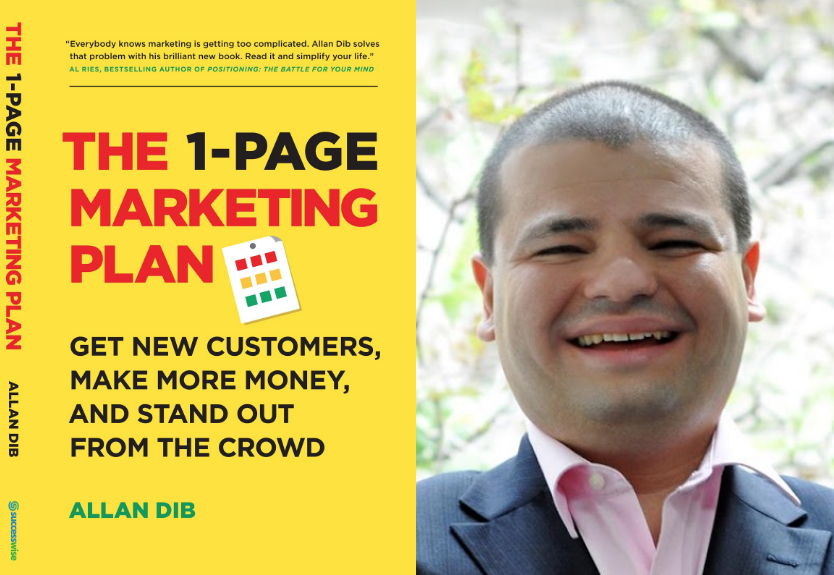"Weekend Reading: ""The 1-Page Marketing Plan"" by Allan Dib"