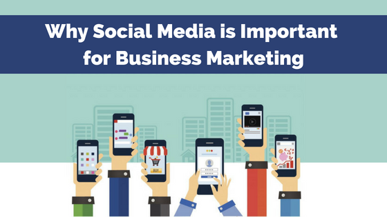 Why Social Media Is Important for Business Marketing | Marketing