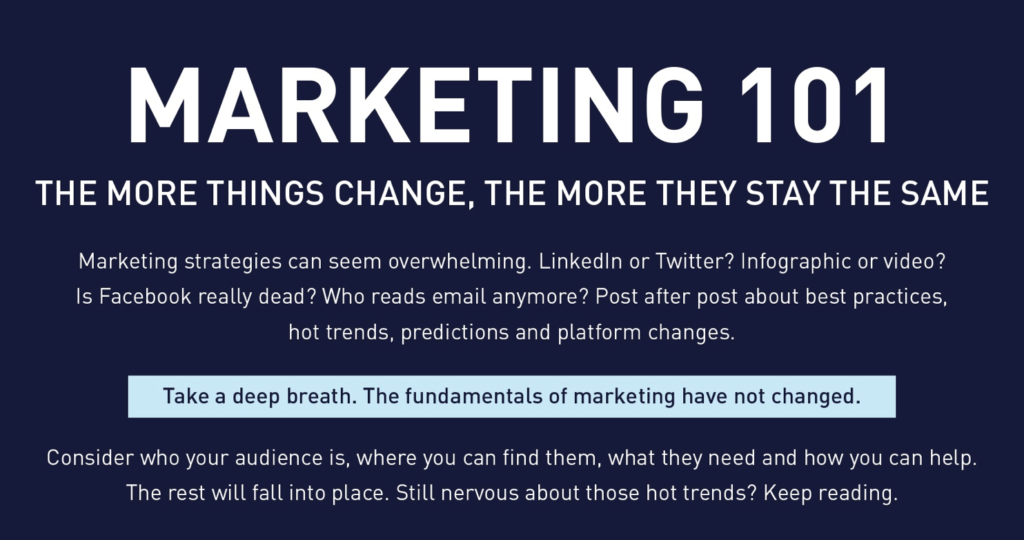 Marketing Statistics: Stay on Top of Industry Trends and Ahead of Your Competition [INFOGRAPHIC]
