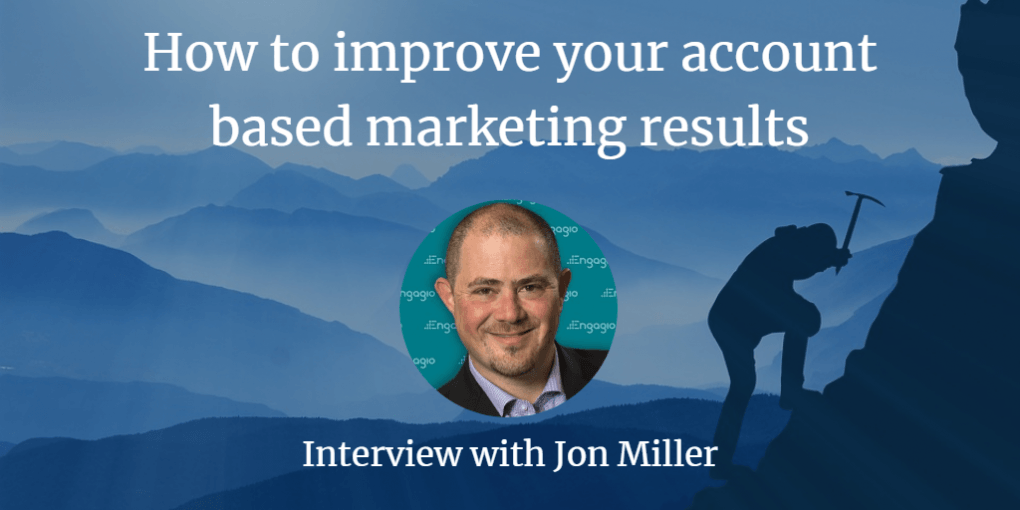 How to Improve Your Account Based Marketing Results