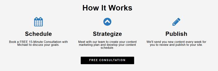 content consultation | Soto Consulting