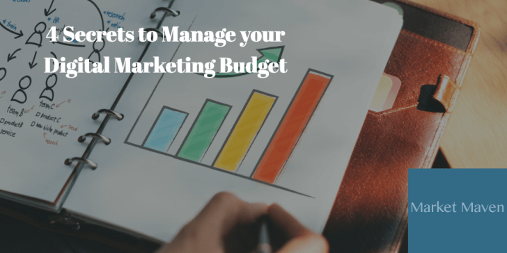 4 Secrets to Make the Most of Your Digital Marketing Budget