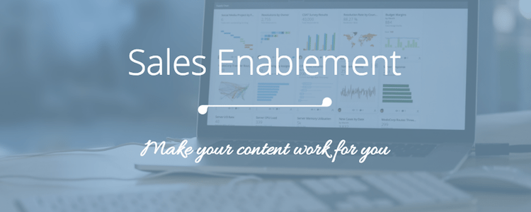 Are You Leveraging Your Content for Sales Enablement?