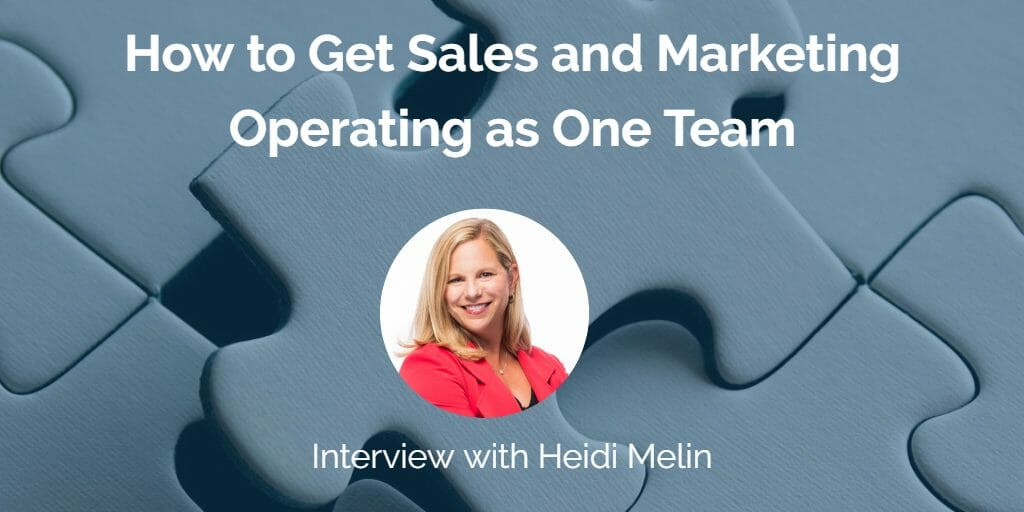 Workfront CMO: How to Get Sales and Marketing Operating as One