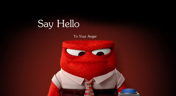 Is it RIGHT for you to be ANGRY?