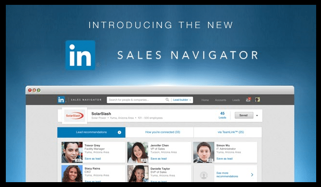 LinkedIn Sales Navigator Is Not Enough For Most B2B Sales & Marketing Teams