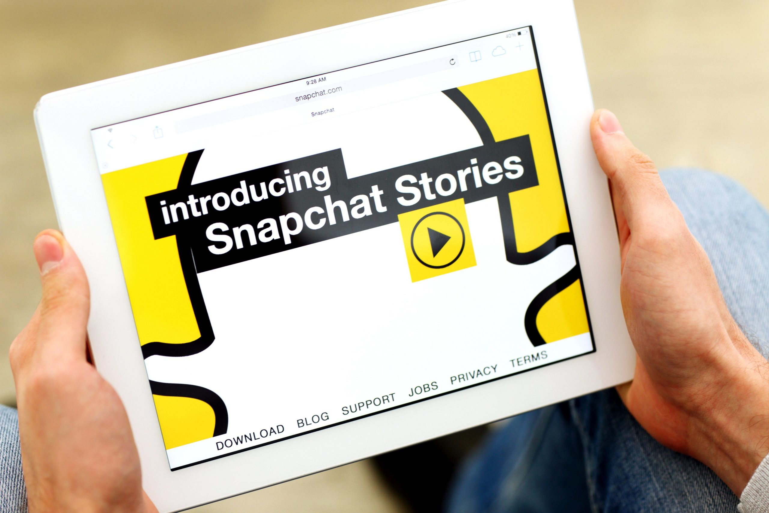 7 Things Marketers Need to Know About Snapchat