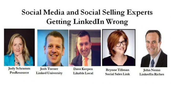 How even social media & social selling experts are getting LinkedIn wrong – Part 2