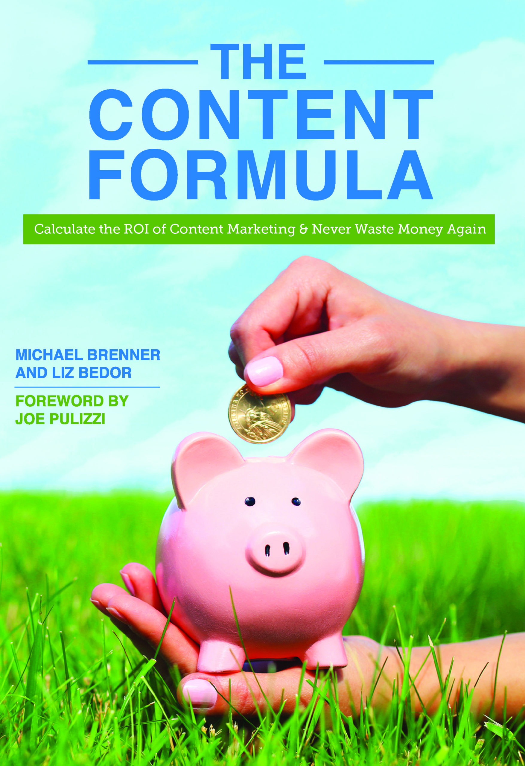 Announcing The Launch Of 'The Content Formula' Book