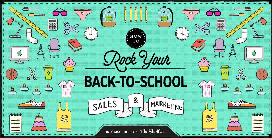 Your Ultimate Guide To Back-To-School Sales And Marketing [Infographic]
