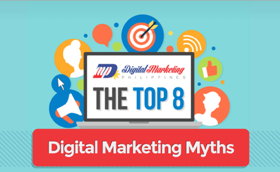 Top 8 Digital Marketing Myths