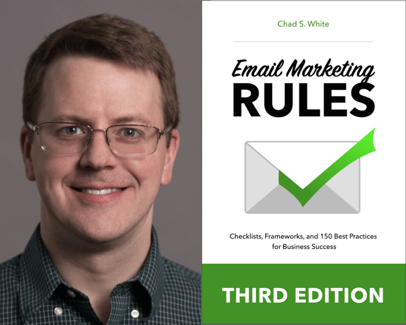 "Weekend Reading: ""Email Marketing Rules"" by Chad White"