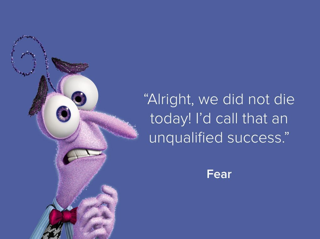 Inside Out: Why Fear Is The Key to Confident Content That Converts