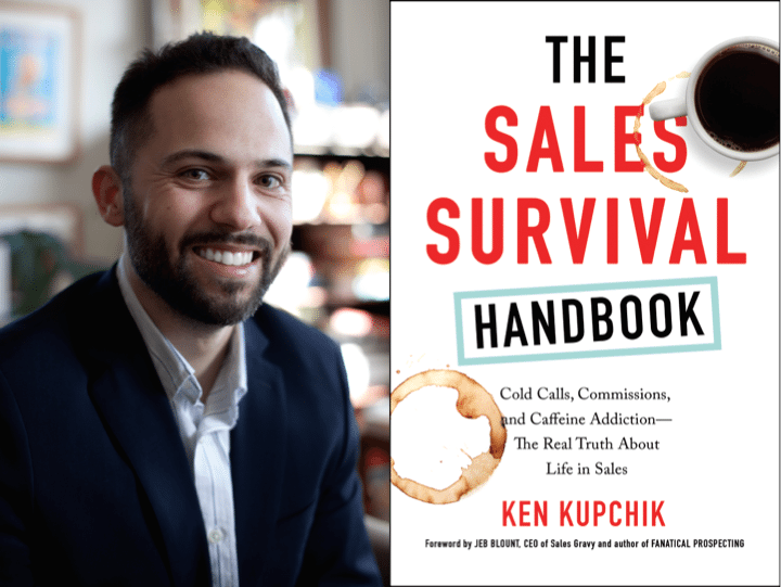 "Weekend Reading: ""The Sales Survival Handbook"" by Ken Kupchik"