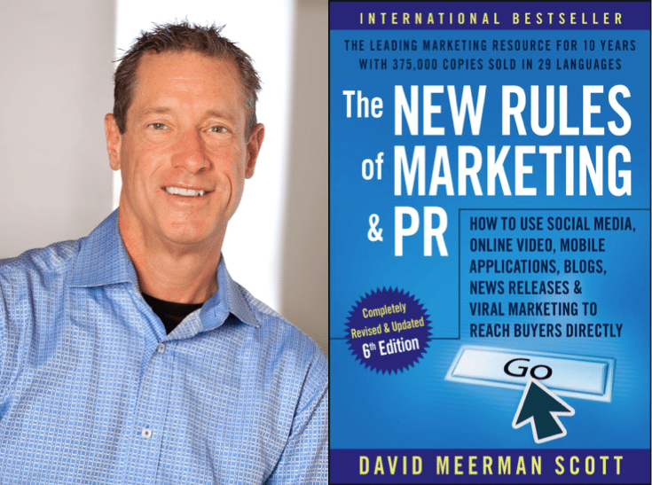 "Weekend Reading: ""The New Rules of Marketing and PR"" by David Meerman Scott"