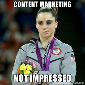 Millennials Are Not Impressed With Your Content Marketing