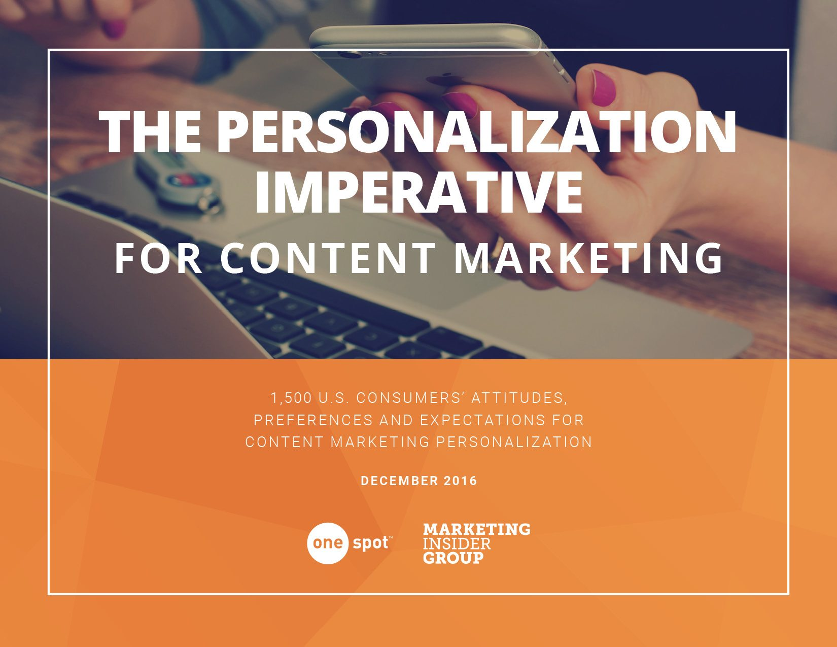 The Content Marketing Personalization Imperative