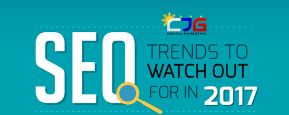 The Top SEO Trends To Watch in 2017 [Infographic]