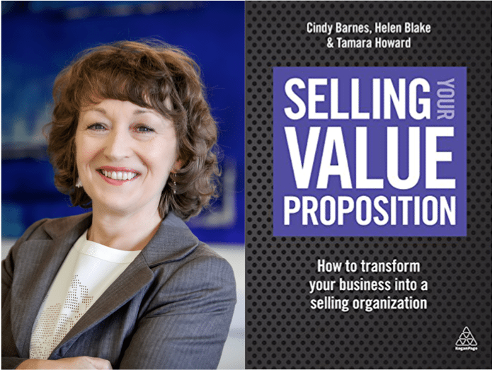 "Weekend Reading: ""Selling Your Value Proposition"" by Cindy Barnes"