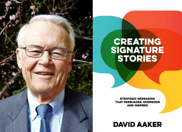 "Weekend Reading: ""Creating Signature Stories"" By David Aaker"