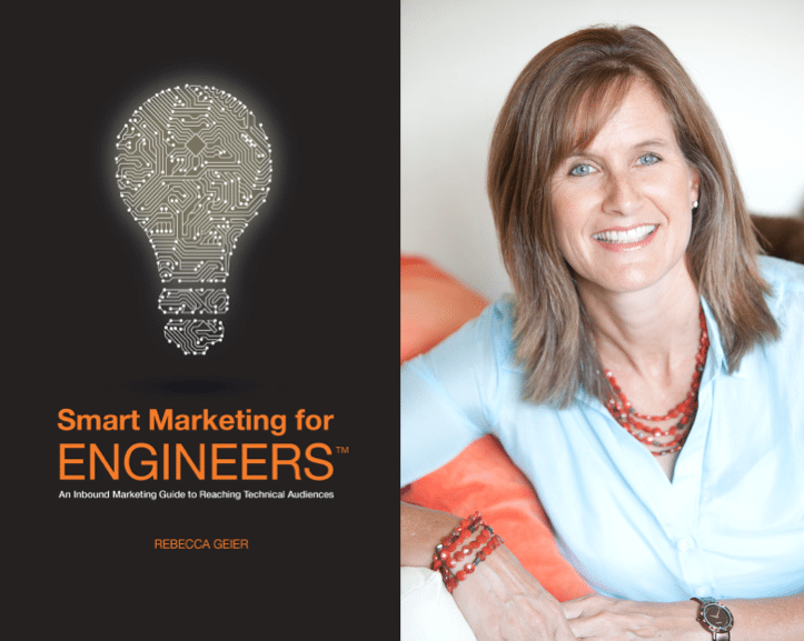 "Weekend Reading: ""Smart Marketing for Engineers"" by Rebecca Geier"