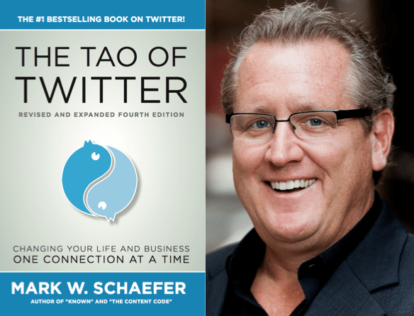 "Weekend Reading: ""The Tao of Twitter"" by Mark Schaefer"