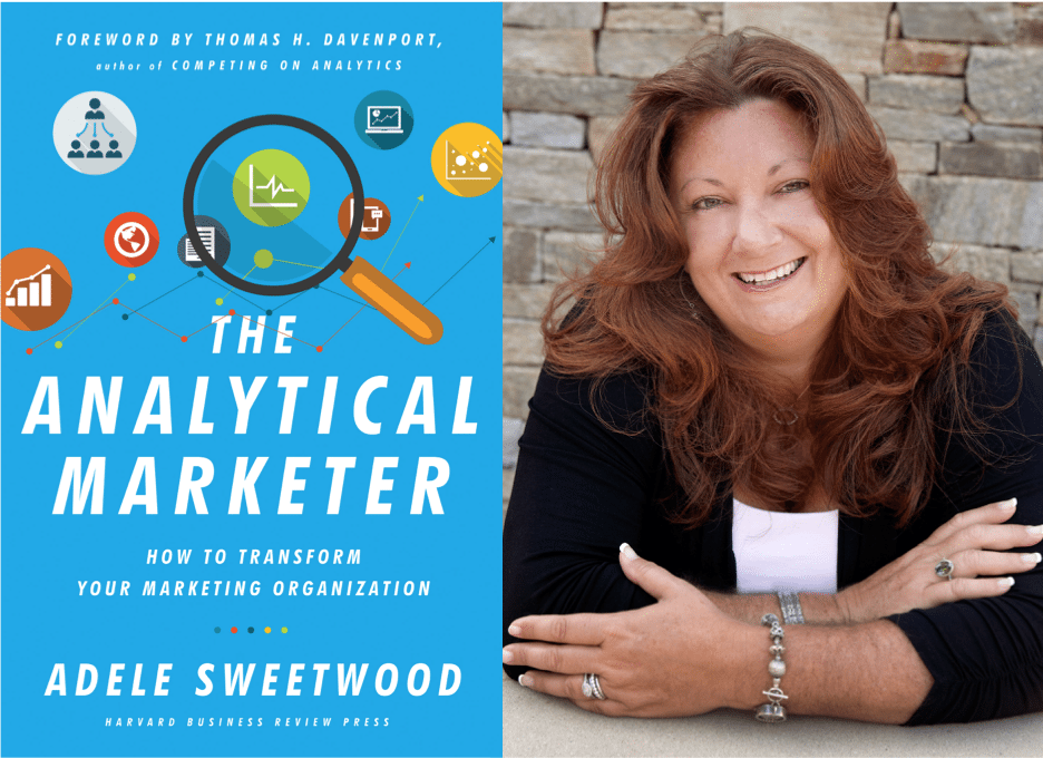 """Weekend Reading: """"The Analytical Marketer"""" by Adele Sweetwood"""