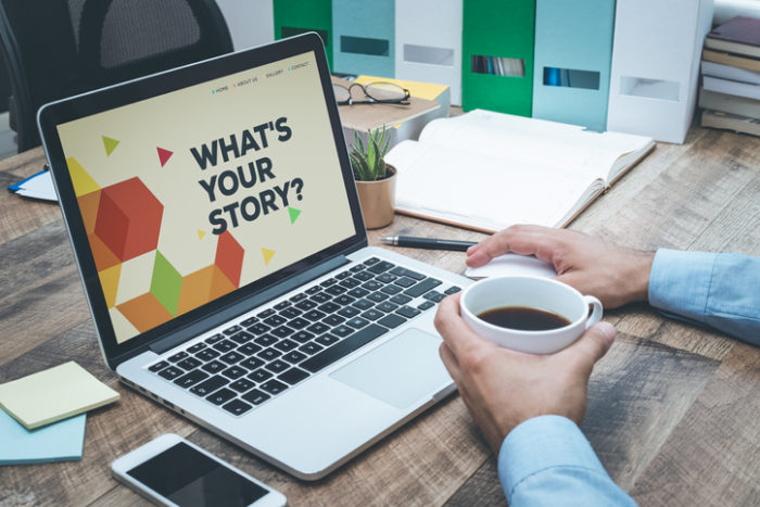 Creating Authentic Content Without Publishing Your Diary