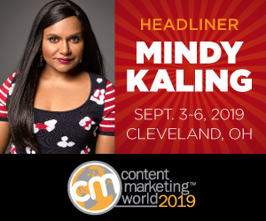 WTF Does Mindy Kaling Know About Content Marketing