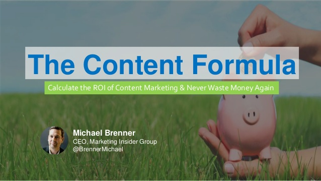How I Helped SAP Achieve 7x Content Marketing ROI (With A Little Help From My Friends)