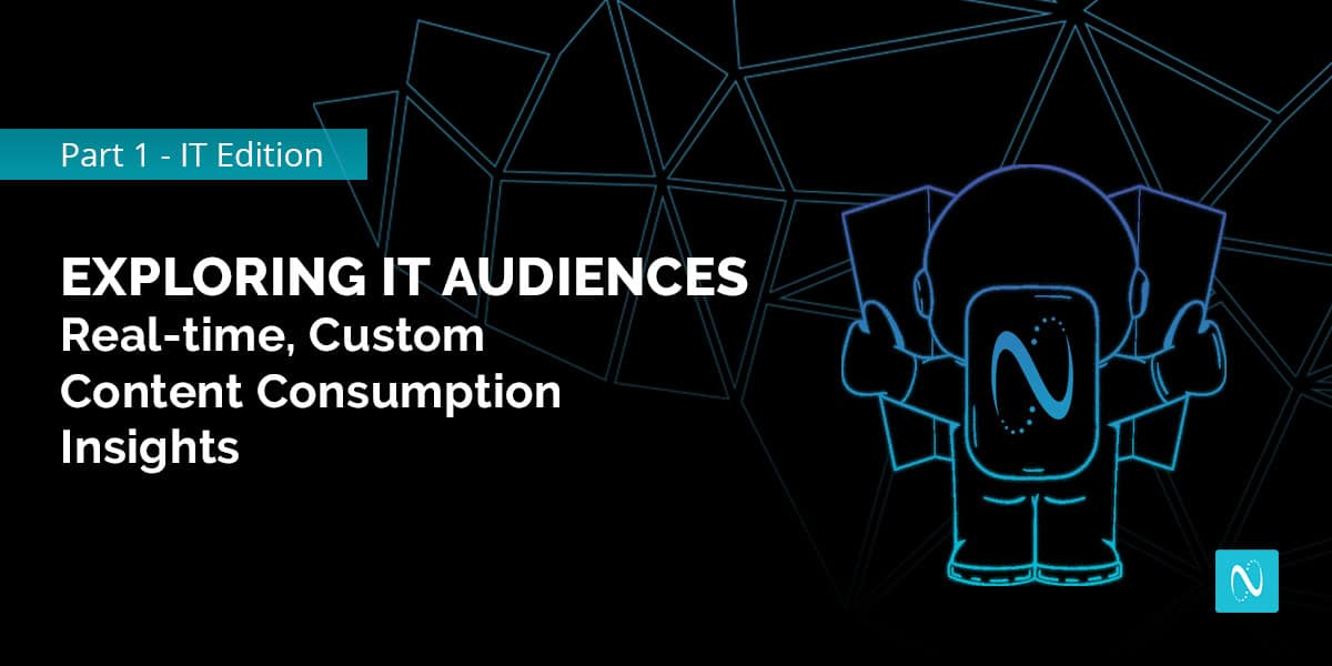 Exploring IT Audiences: Real-time, Custom Content Consumption Insights