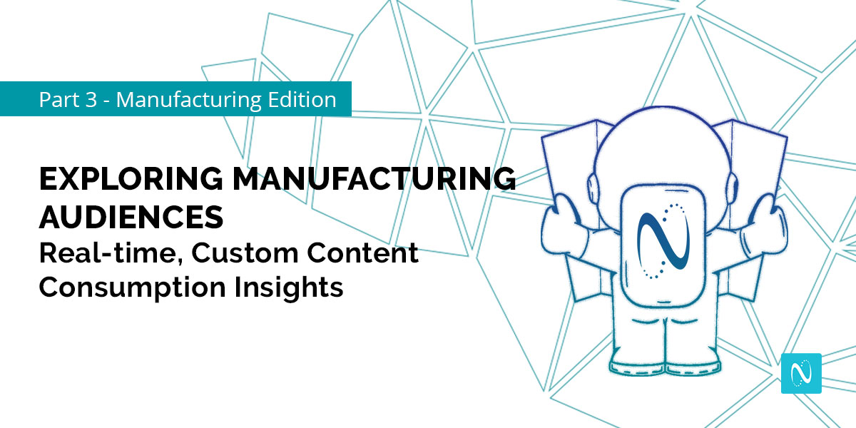 Exploring Manufacturing Audiences: Real-Time, Custom Content Consumption Insights