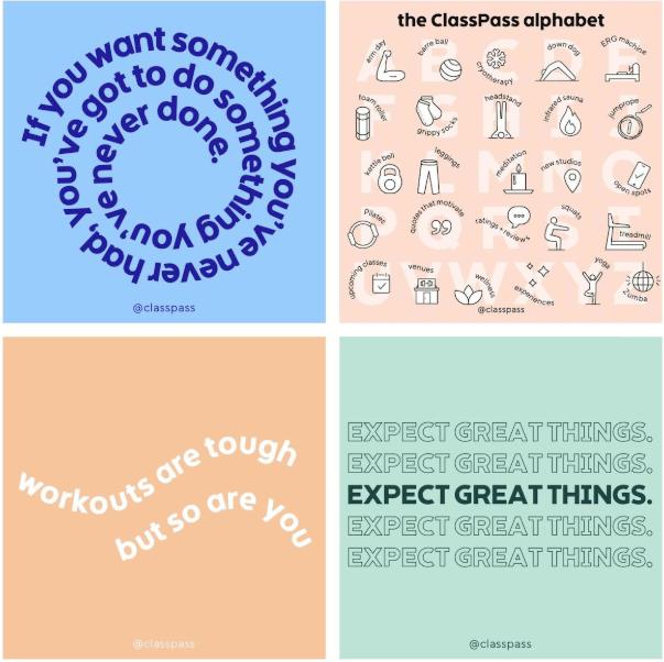 classpass fonts