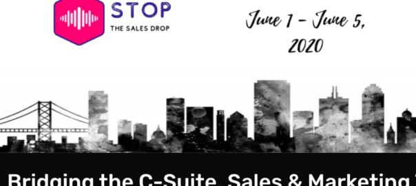 stop the sales drop summit