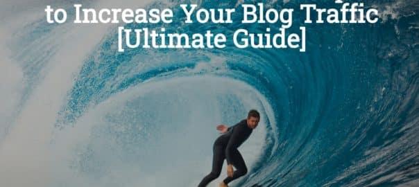 Tidal Wave Technique For Content Marketing