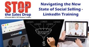 95% of LinkedIn Profiles, Content and Messaging Are Irrelevant: Sales Needs More Enablement from Marketing