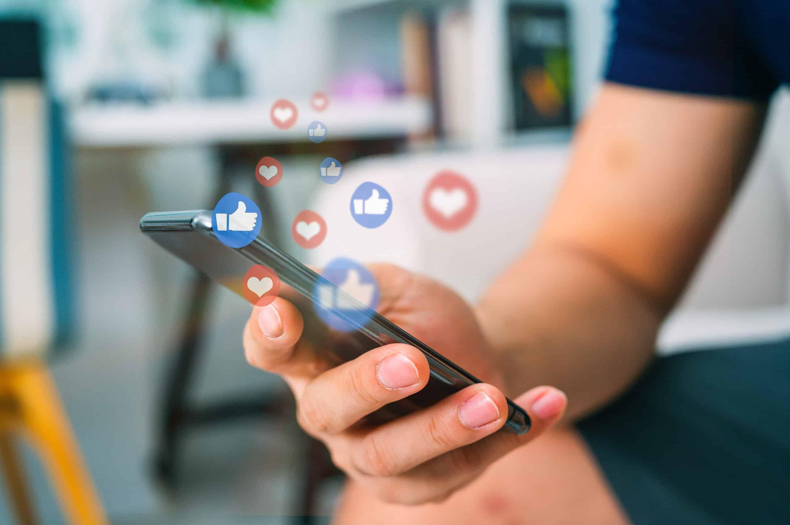 social media rocks content marketing