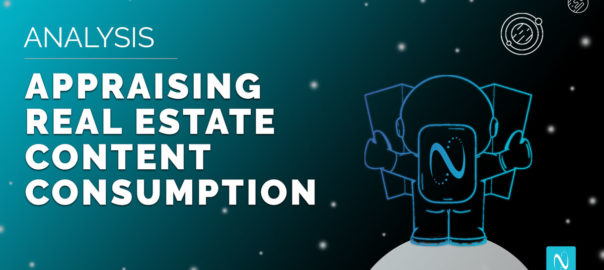 real estate content consumption analysis