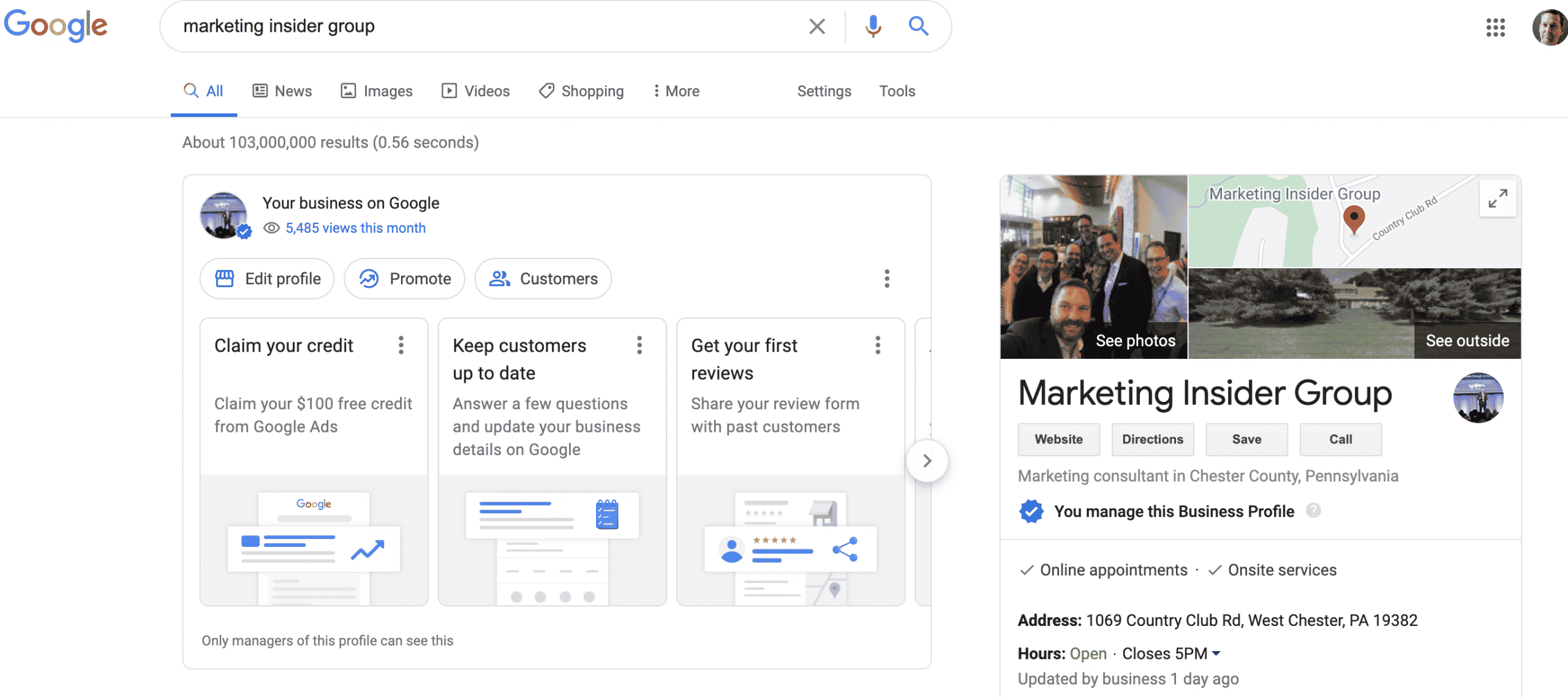 How to Add Your Business to Google